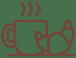 Frühstück – Icon